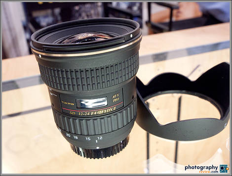 Tokina AT-X Pro 12-24mm f/4 (IF) DX II Zoom Lens