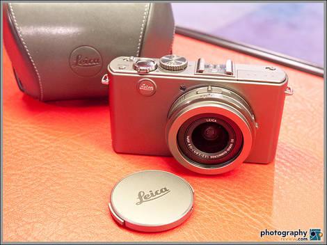 Leica Camera Porn - Titanium D-Lux 4