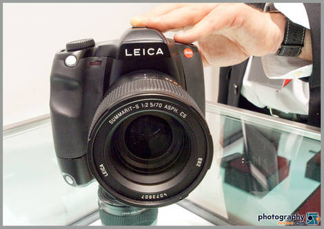 Leica S2 Pre-Production - PMA 2009
