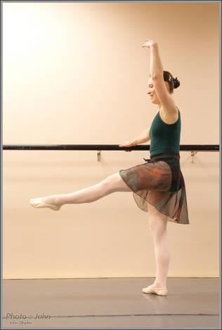 Ballet - Canon EOS-1D Mark IV at ISO 6400