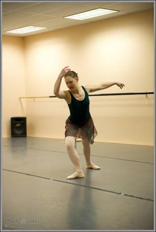 Ballet - Nikon D3S @ ISO 6400