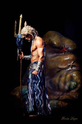 The Little Mermaid - King Triton