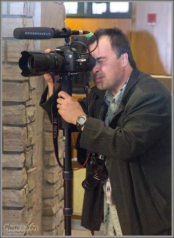 Paparazzi Vulture - Vail Film Festival