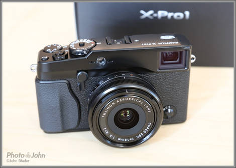 Fujifilm X-Pro1 - First Look Photo