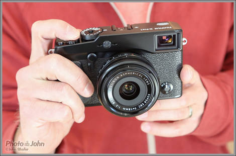 Fujifilm X-Pro1 At Pictureline