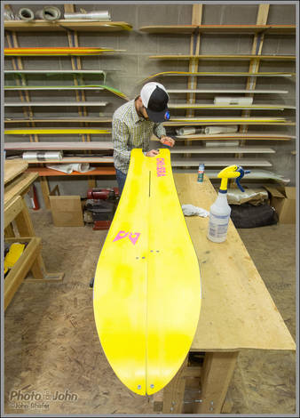 Chimera Splitboard Factory