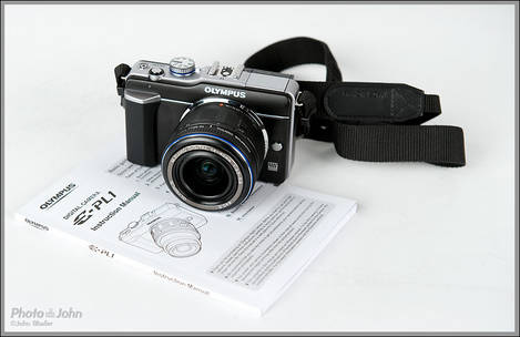 Olympus E-PL1 Micro Four Thirds Camera