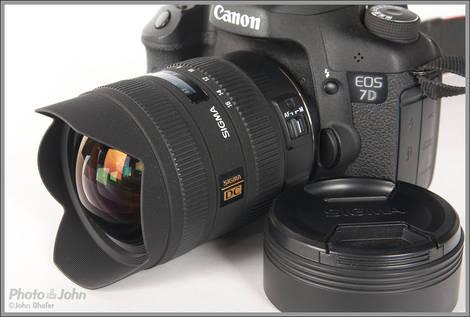 Sigma 8-16mm Zoom Lens