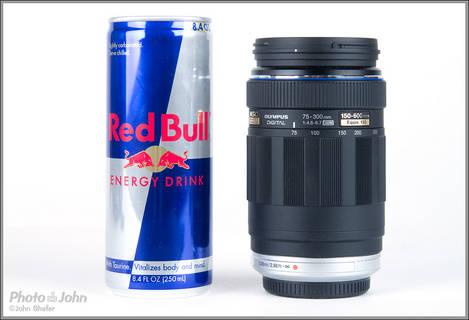 Olympus M.Zuiko 75-300mm f/4.8-6.7 Micro Four Thirds Zoom Lens