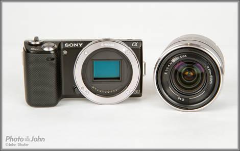 Interchangeable Lens Sony NEX-5N