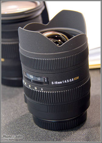 New Sigma 9-18mm Rectilinear Zoom Lens