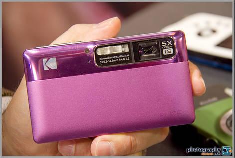 Kodak Slice Digital Camera - 2010 PMA Tradeshow