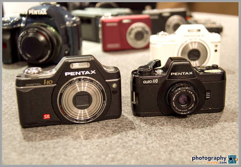 Old Pentax Meets New