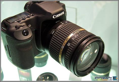 Tamron 17-50mm f/2.8 VC Zoom Lens