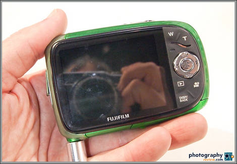 Fujifilm XP10 Waterproof Pocket Camera