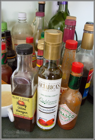 Nikon 1 AW1 - Kitchen Condiments at ISO 1250