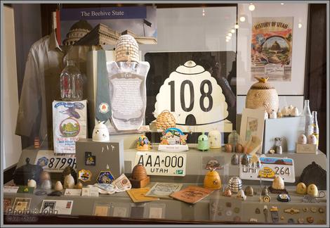 Utah State Memorabilia
